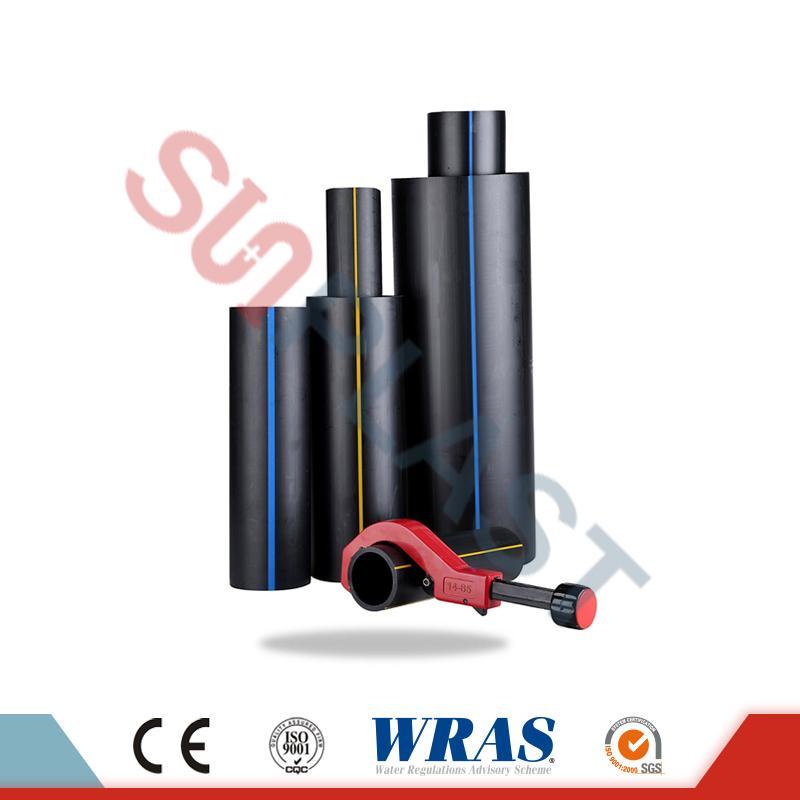 لوله های HDPE (پلیت لوله) برای فاضلاب و آمپر؛ زه کشی