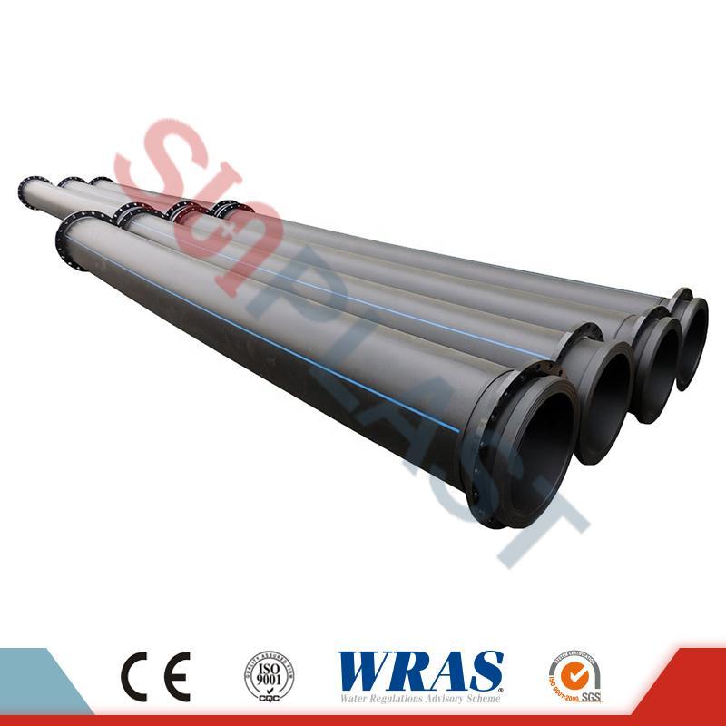 لوله های HDPE با فلنج برای غرق شدن و آمپر؛ معدن