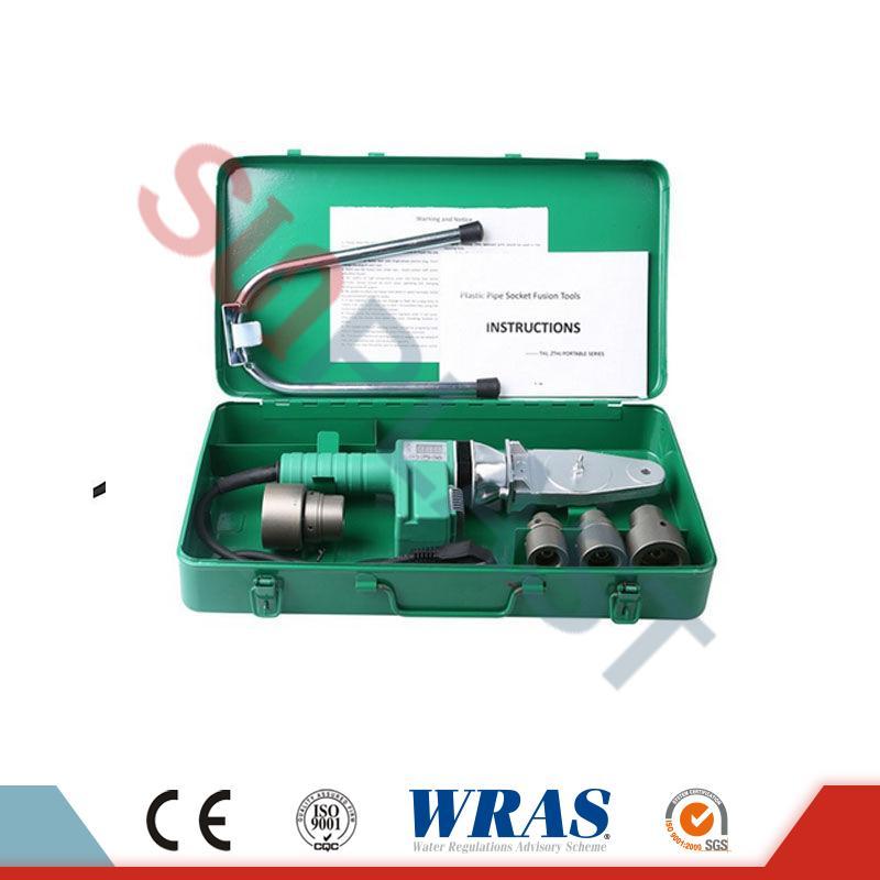 دستگاه جوشکاری سوکت 20-32 میلی متر برای PPR لوله & amp؛ لوله های HDPE