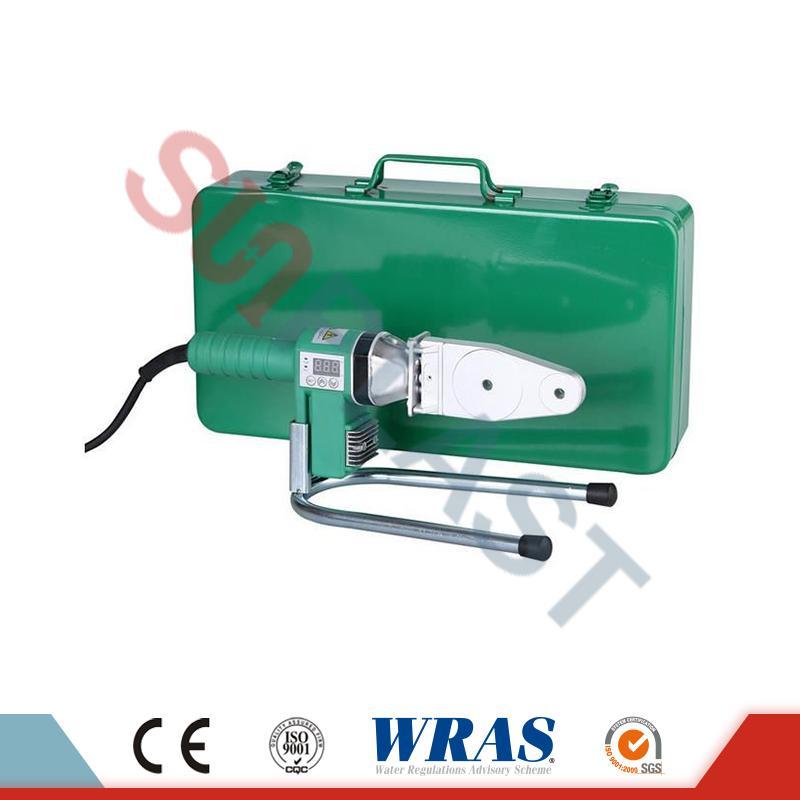 دستگاه جوشکاری سوکت 20-63 میلی متر برای PPR لوله & amp؛ لوله های HDPE