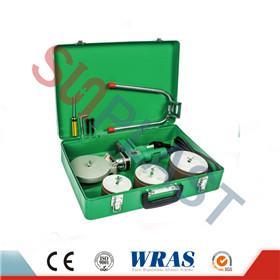 دستگاه جوشکاری سوکت 75-110 میلی متر برای PPR لوله & amp؛ لوله های HDPE