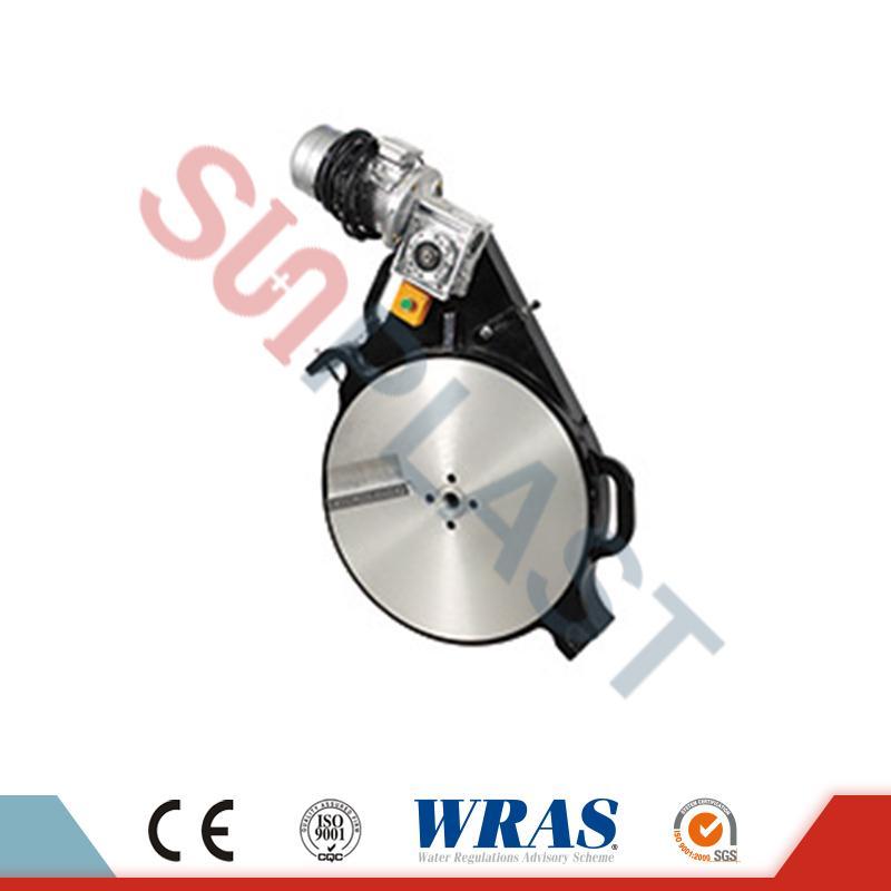 160-315mm هیدرولیک ته قنداق تفنگ ماشین جوش برای لوله های HDPE