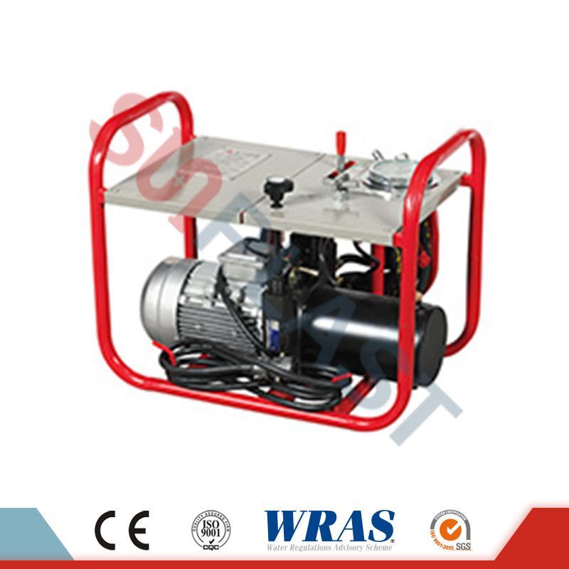 دستگاه جوش بادی هیدرولیک 63-160 میلی متر برای لوله های HDPE