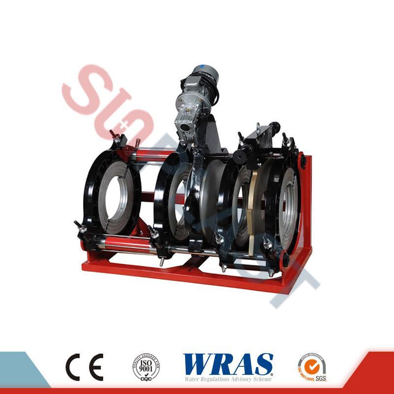 هیدرولیک 630-800mm ماشین جوشکاری فیوژن برای لوله های HDPE