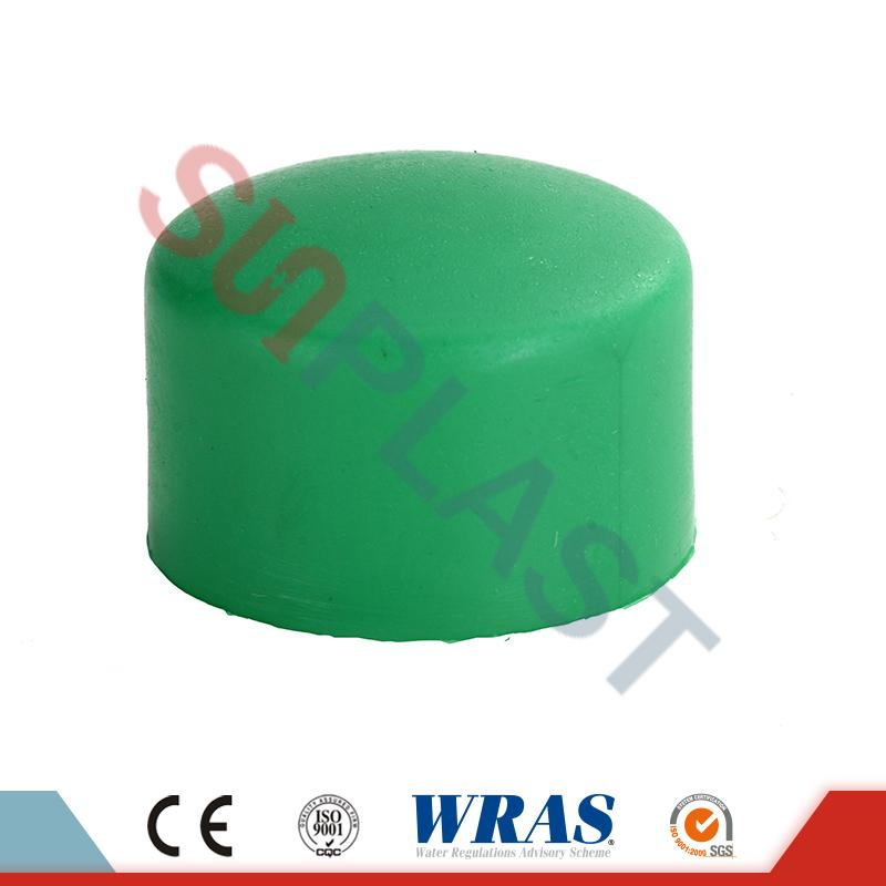 DIN8077 PPR End Cap
