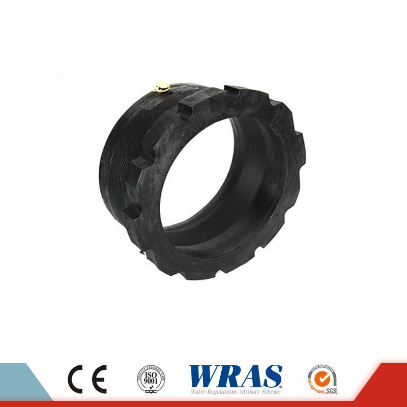 الکتروفیژن HDPE فلنج HDPE